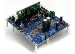 Three Phase BLDC Motor Control Kit with DRV8312 and Piccolo MCU